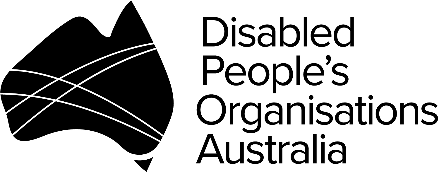 Disabled People's Organisations Australia
